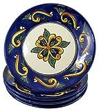 Le Souk Ceramique RY45 Ceramic Stoneware, Blue