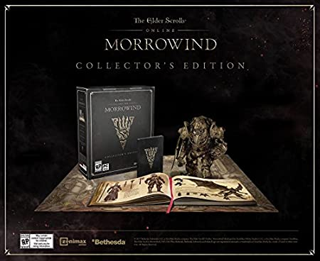 The Elder Scrolls Online: Morrowind - PC Collector's Edition