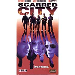 Scarred City [VHS]