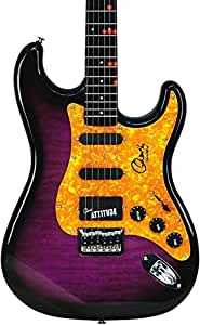 fretlight fg 651 orianthi wireless electric guitar learning system trans purple. Black Bedroom Furniture Sets. Home Design Ideas