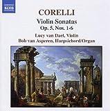Violinsonaten Op. 5, Nr. 1-6