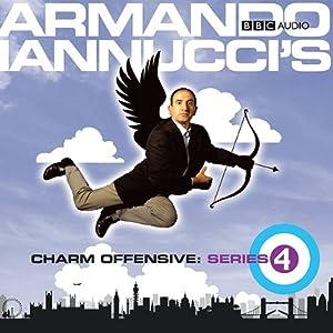 Armando Iannucci's Charm Offensive Audiobook