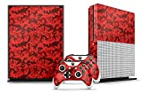 Designer Skin Sticker for the XBOX ONE S Console With Two Wireless Controller Decals – Digicamo Review