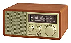 Sangean Wr-11se Amfm Table Top Radio 40th Anniversary Edition