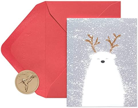 Papyrus Polar Holiday Envelopes 20 Count product image