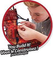 Ages 7 K/'nex Dragon/'s Revenge Thrill Coaster 578 Parts Roller Coaster Toy