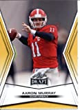 2014 Leaf Draft Edition Football Aaron Murray UGA Kansas City Chiefs Rookie Card #DE-7