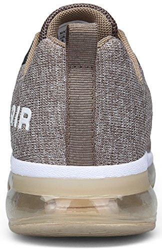Farben SEECEE 46 5 Mit Unisex Laufschuhe EU Sneaker Dämpfung Turnschuhe Air Gold 36 Sportschuhe w1fnwq7rg
