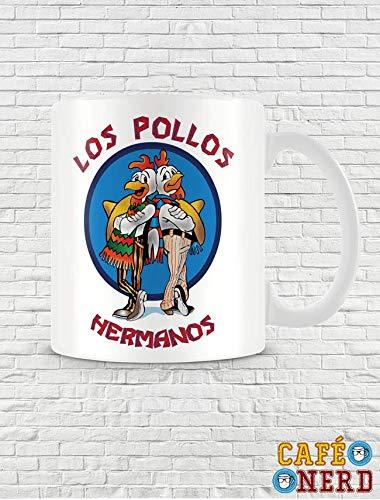 CANECA BREAKING BAD LOS POLLOS HERMANOS