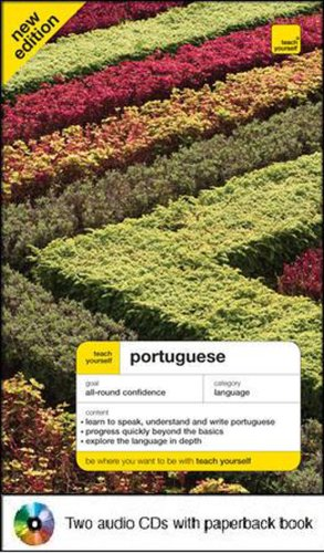 Teach Yourself Portuguese Complete Course with Audio CDs, New Edition (TY: Complete Courses)