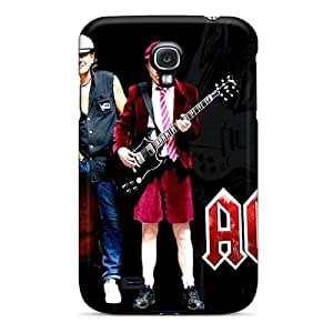 Bumper Hard Phone Cases For Samsung Galaxy S4 With Customized Attractive Ac Dc Band Pictures TammyCullen