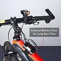 Victagen linterna frontal para bicicleta,Super luz iluminació para ...