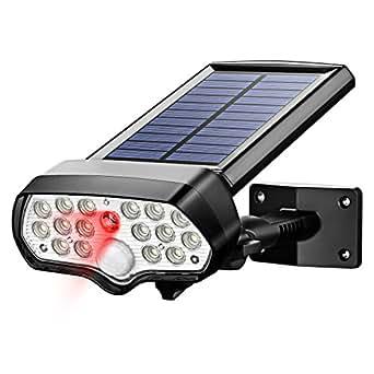 Litom Solar Lights Outdoor 17 Leds Safety Amp Security