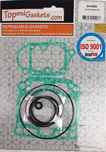Top End Head Gasket Kit KAWASAKI KX125 KX 125 2003 2005 TopEndGaskets