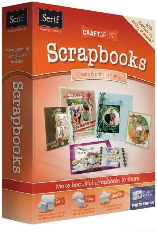 Serif CraftArtist Scrapbooks