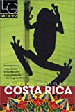 Costa Rica 2003, Let's Go, Inc. Staff, 0312305702