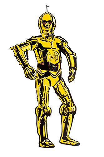 (Star Wars C-3PO Hanging Character Decoration)