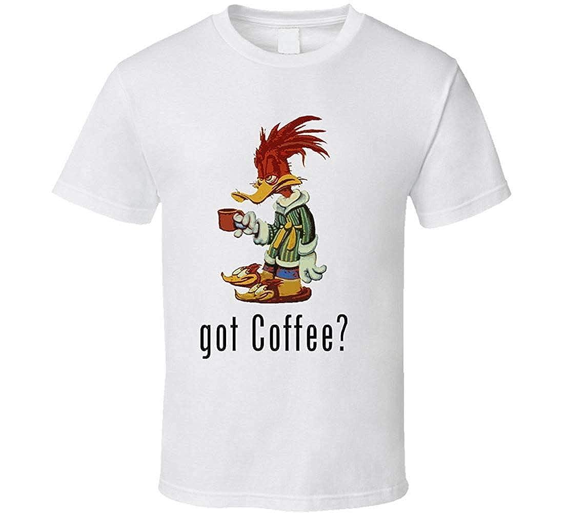 Jinan zhongying T-Shirt Woody Woodpecker Bad Morning T Shirt