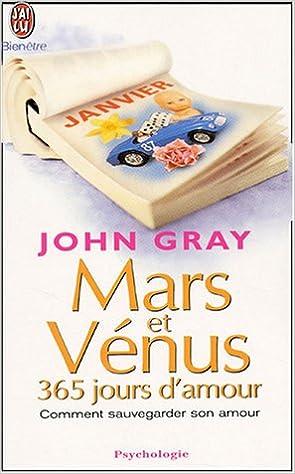 Livre gratuits Mars et Vénus : 365 jours d'amour pdf, epub ebook