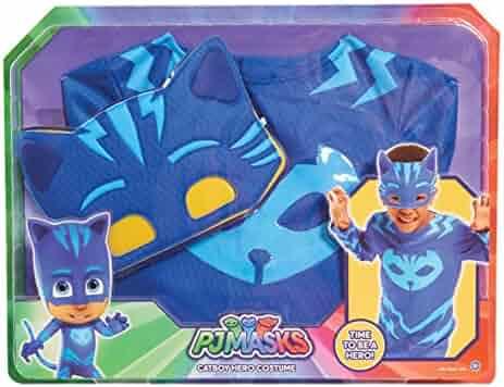 PJ Masks Dress up Set Catboy, Blue