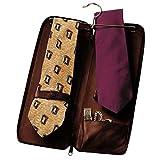 Deluxe Leather Tie Case