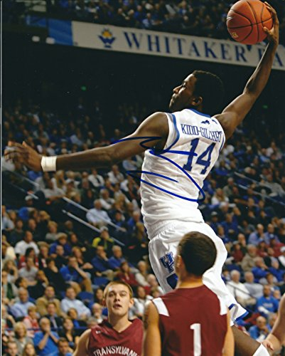 Autographed Michael Kidd-Gilchrist University of Kentucky Wildcats 8x10 photo w/COA -