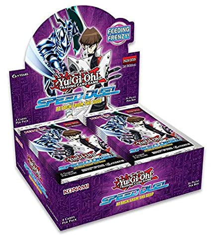 Amazon.com: Yu-Gi-Oh! TCG: Speed Duel – Ataque desde la ...