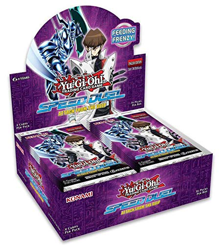 Yu-Gi-Oh! TCG: Speed Duel - Attack from The Deep Booster Display (36)