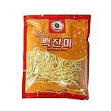Prepared Squid Dried Squid Plain Flavor 8 Ounce 백진미