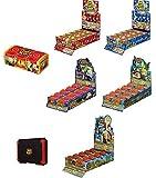 スナックワールド レベルファイブ スペシャルセット トレジャラボックス5種 BOX/ジャラ&スナックコンパクトケース/スナックトランク 7点セット