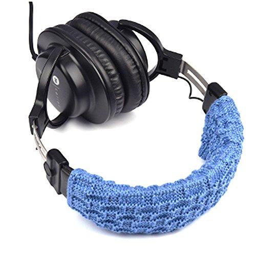 ITIS Headphone Headband Cushion Protective Cover For Bose, Beats, Sennheiser, Sony, AKG , Audio-Technica,V-Moda (BLUE)