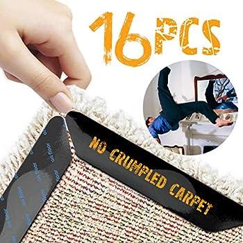Amazon Com Wellted Updated Rug Gripper Carpet Gripper