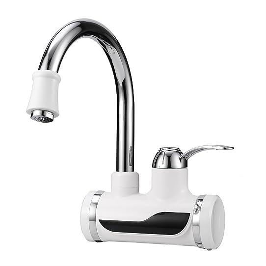 robinet chauffe-eau instantané icoco 220v robinet d'eau chaude ... - Robinet Eau Bouillante Instantanee