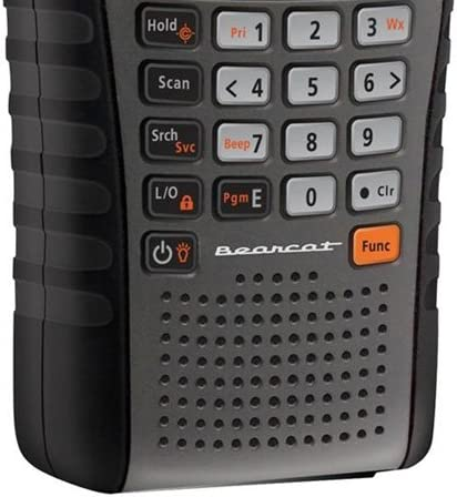 2-Pack Uniden Bearcat BC125AT 500 Alpha Tagged Channel Bearcat Handheld Scanner