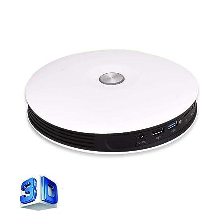 TONGTONG Mini 3D 4K DLP proyector Full HD proyector Soporte ...