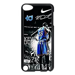 CTSLR Kevin Durant Hard Case Cover Skin for iPod Touch 5 5G 5th Generation- 1 Pack - Black/White - 4 by runtopwell