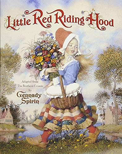 Little Red Riding Hood Paperback – June 3, 2014