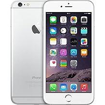 Apple iPhone 6 Plus Silver 16GB Unlocked Smartphone (Certified Refurbished)