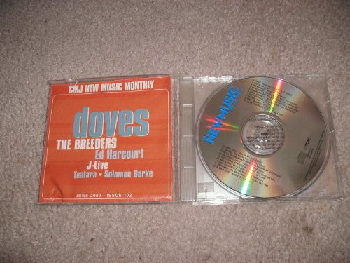 - CMJ NEW MUSIC MONTHLY VOLUME 102 JUNE 2002