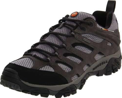 Merrell Men's Moab Waterproof Hiking Shoe