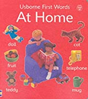 At Home Board Book (Usborne First Words Board