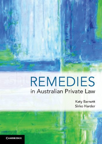 Download Remedies in Australian Private Law Pdf