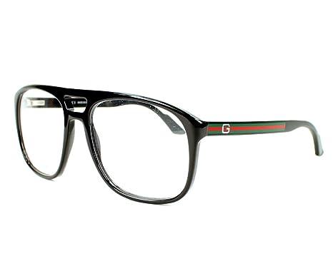 Lunettes de vue Gucci GG 1019 KUN  Amazon.fr  Vêtements et accessoires bf6fc553e85
