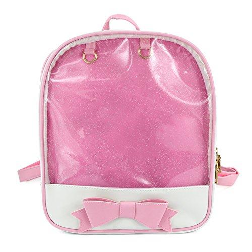 Candy Pink Bag - 6