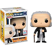 Funko - Figurine Doctor Who - First Doctor Fall Convention 2017 Pop 10cm - 0889698206945