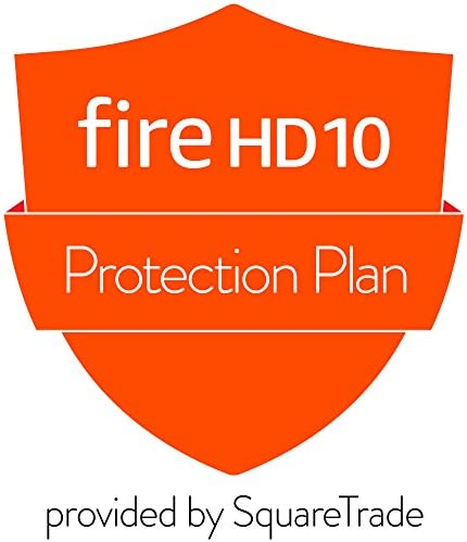 2-Year Accident Protection Plan for All New Fire HD 10 (ninth technology)