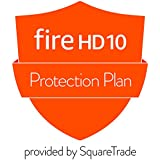 2-Year Protection Plan plus Accident Protection for Fire HD 10 Tablet (2017 release, delivered via e-mail)