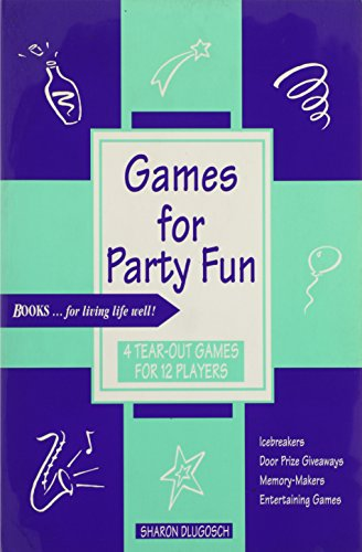 Games for Party Fun (Books for Living (Brighton Party City)