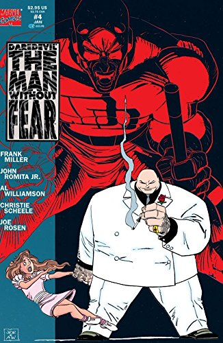 Daredevil: The Man Without Fear (1993-1994) #4 (of 5) (English Edition)