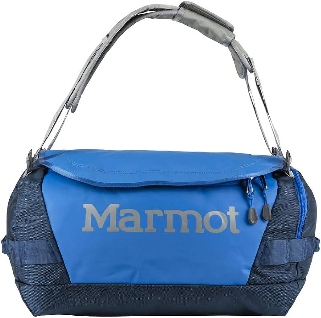 Marmot Long Hauler Duffel Bag, Borsa Da Viaggio, Robusta Piccola Borsa Sportiva, Weekender Bolsa de Deporte